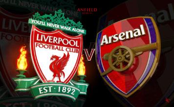 Liverpool Vs Arsenal Head To Head