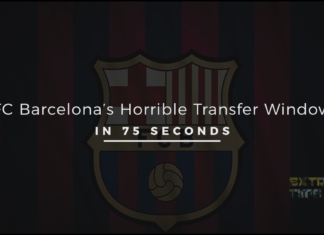 Barcelona transfer window
