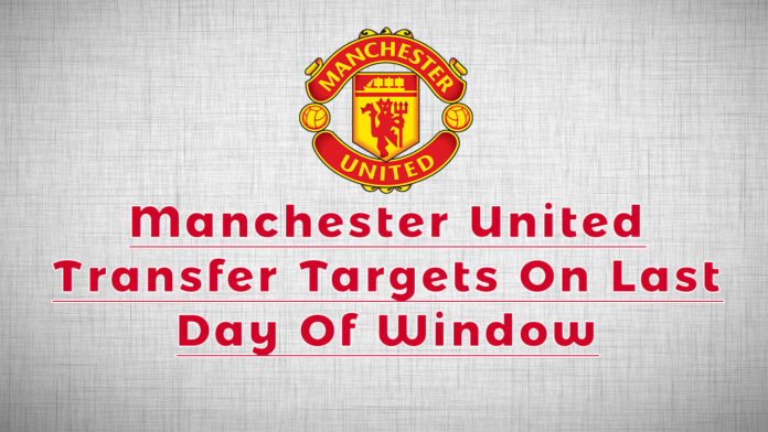 manchester united transfer targets