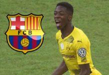 Dembele Joins Barcelona