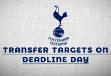 Tottenham Transfer Targets