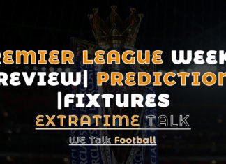 Premier League Week 4 PReview
