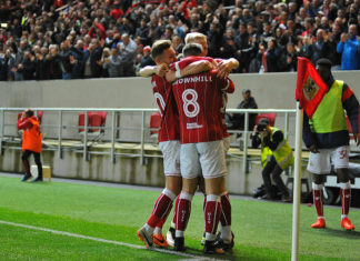 Bristol City thrash Woeful Crystal Palace