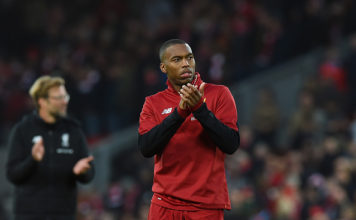 Daniel Sturridge Liverpool defeat Huddersfield Town
