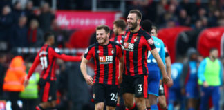 Bournemouth celebrate as Arsenal miss Sanchez
