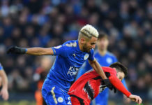 Riyad Mahrez is a January transfer window target