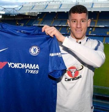 Ross Barkley signs for Chelsea