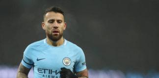 Nicolas Otamendi of Manchester City