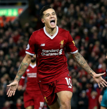 Philippe Coutinho joins Barcelona