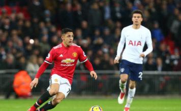 January transfer window headliner Alexis Sanchez for Utd against Spurs