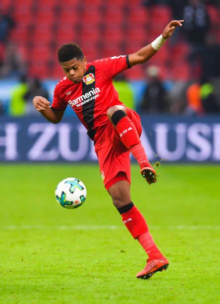 Leon Bailey for Leverkusen