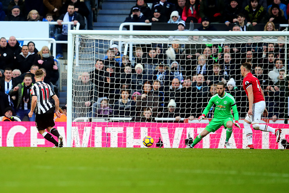 Newcastle's glorious win over Jose Mourinho and Manchester United