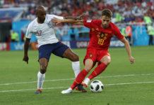 Januzaj scores the winner against Belgium