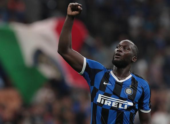 Romalu Lukaku Inter Milan