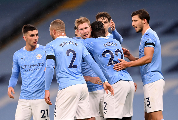 Manchester City Issues