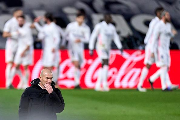 Real Madrid Identity War
