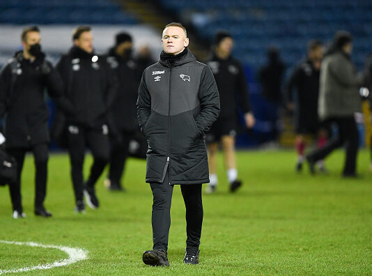 Wayne Rooney Retires to take charge at Derby County