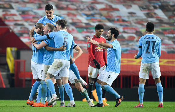 Carabao Cup Manchester Derby
