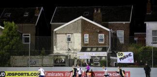 Marine Beaten by Tottenham in FA Cup