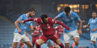 Wearied Liverpool host league leaders Manchester City
