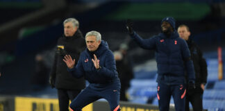 Jose Mourinho's Tottenham heading in downward spiral