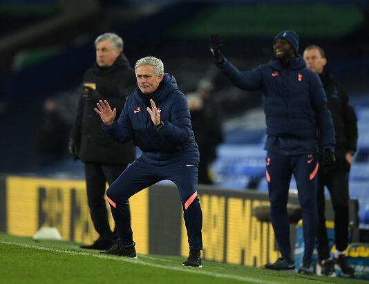 Jose Mourinho's Tottenham heading in downward spiral