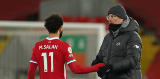 Liverpool season falling apart