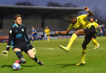 Burton Albion Need to Offer Lucas Akins a New Deal