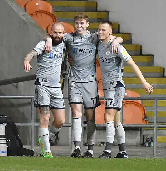 Burton Albion Continue To Move Towards Safety