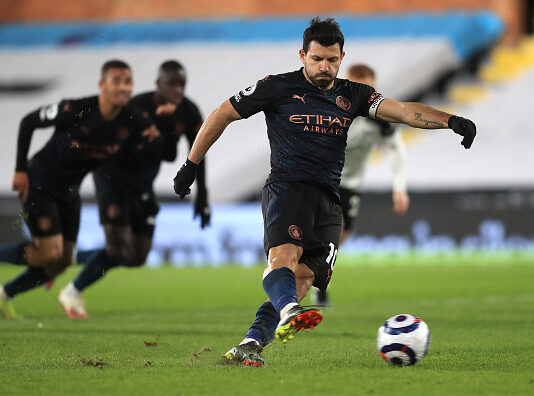 Sergio Aguero to Leave Manchester City at the End of the Season