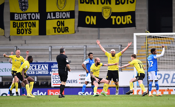 Hayden Carter Key to Burton Albion's Revival