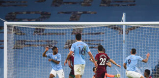 Manchester City on course to win the quadruple