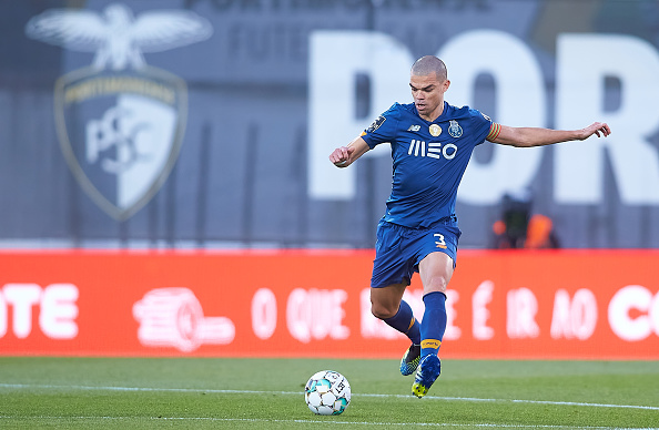Pepe Continues to Impress at 38 Years of Age
