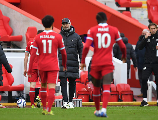 Liverpool have had a terrible start to the year