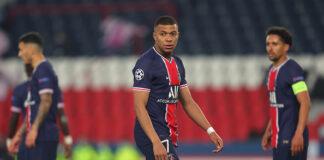 Paris Saint-Germain suffer second-half collapse