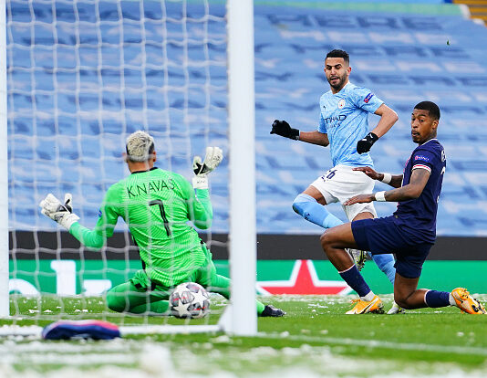 Riyad mahrez more impactful than Mohamed Salah
