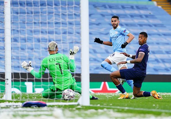 Riyad mahrez more impactful than Mohamed Salah