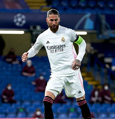 Manchester City Need Sergio Ramos For Champions League Hopes