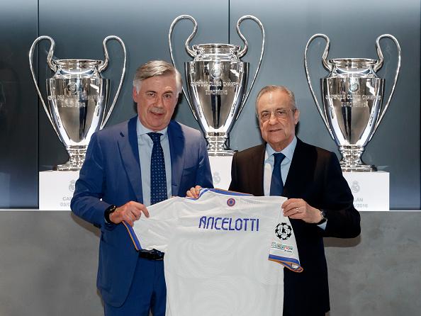 Carlo Ancelotti Set For Real Madrid Return