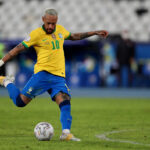 Neymar Jr Continues to Take Brazil to the Next Level