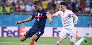 Manchester United Agree Personal Terms With Raphael Varane