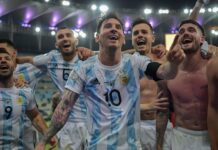 Lionel Messi Finally Has His First Trophy For Argentina