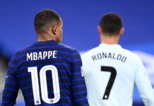 PSG Want Cristiano Ronaldo To Replace Kylian Mbappe