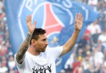 PSG Boss Mauricio Pochettino Yet to Decide on Messi Debut