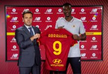 AS Roma Confirm Signing of Tammy Abraham