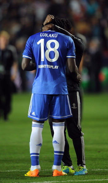 Lukaku Set For Second Chelsea Debut Against Arsenal