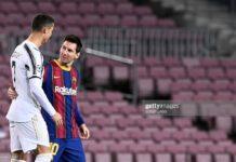 Ronaldo Replaces Lionel Messi