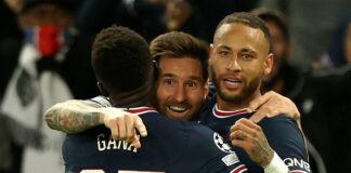 PSG Champions League Success