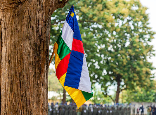 Central African Republic Stun Nigeria