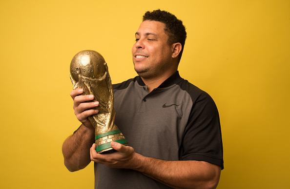 Comparing Ronaldo Nazario